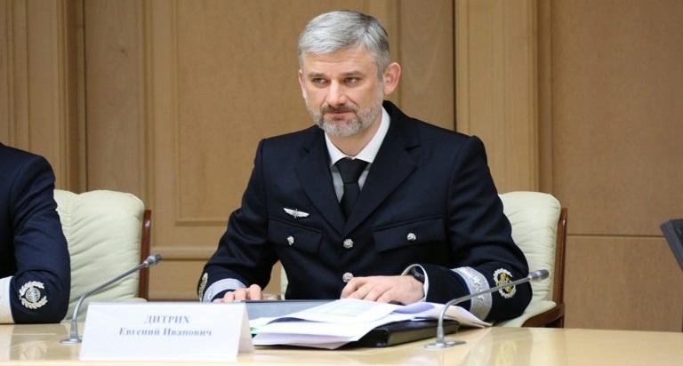 По словам первого замминистра транспорта Евгения Дитриха, законопроект о новых штрафах по «Платону» уже согласовывается с ведомствами (фото: Минтранс)