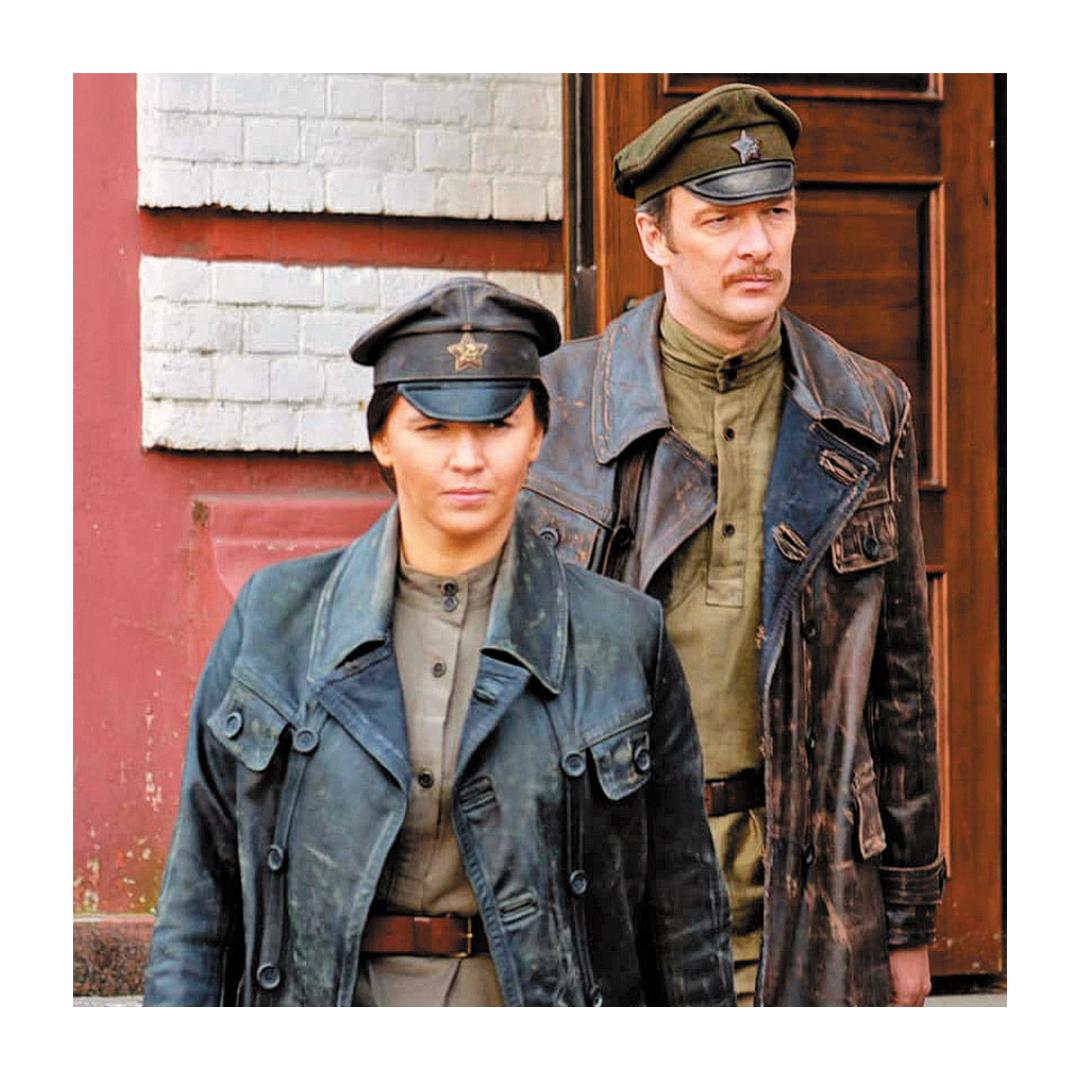 – Как вы чувствовали себя в нарядах 20-х годов прошлого столетия?