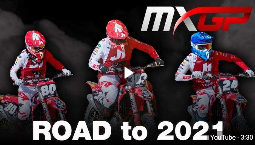 MXGP 2021: «Дорога к Чемпионату» – Эпизод 6