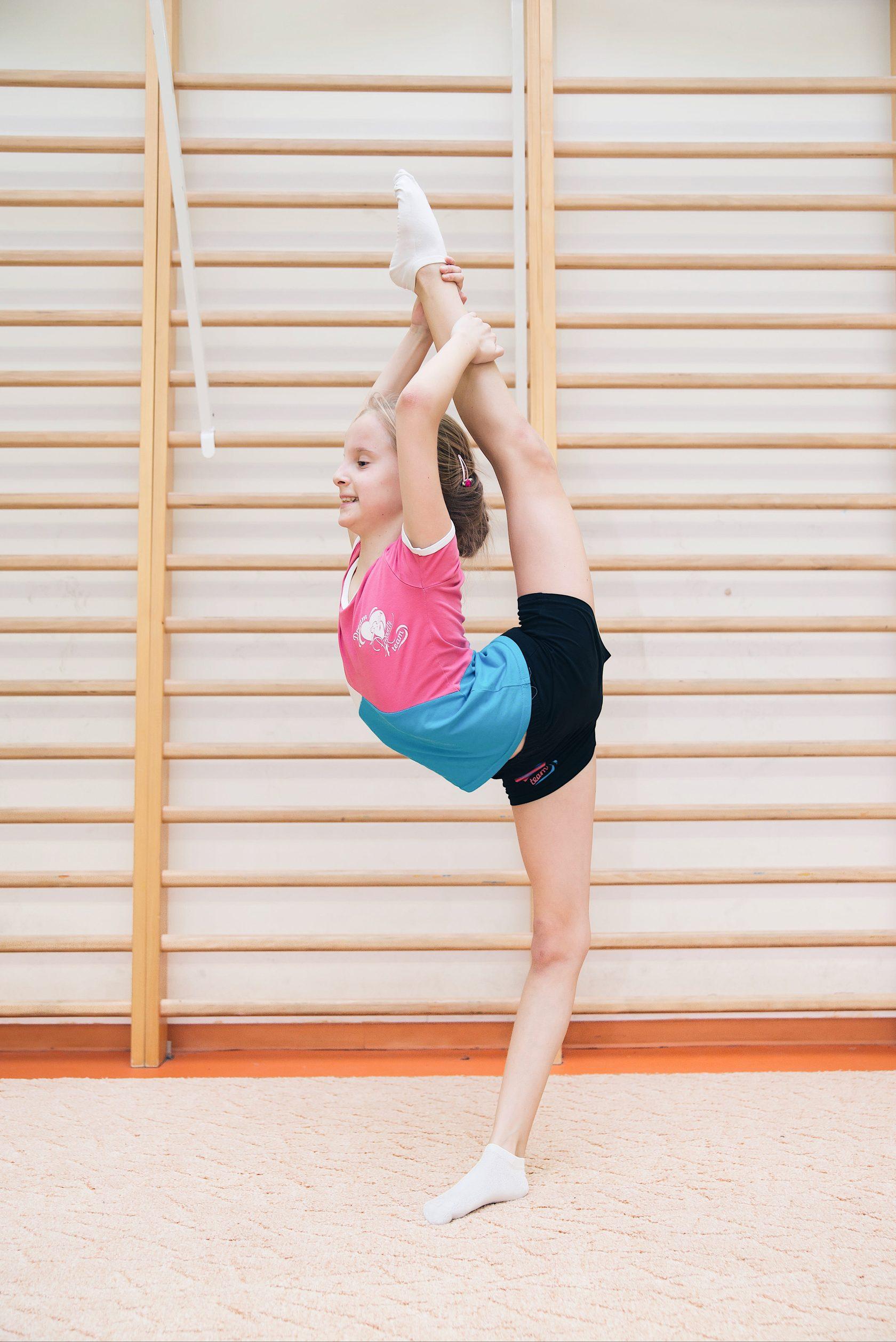 размножить картинки начинающих гимнасток нашем