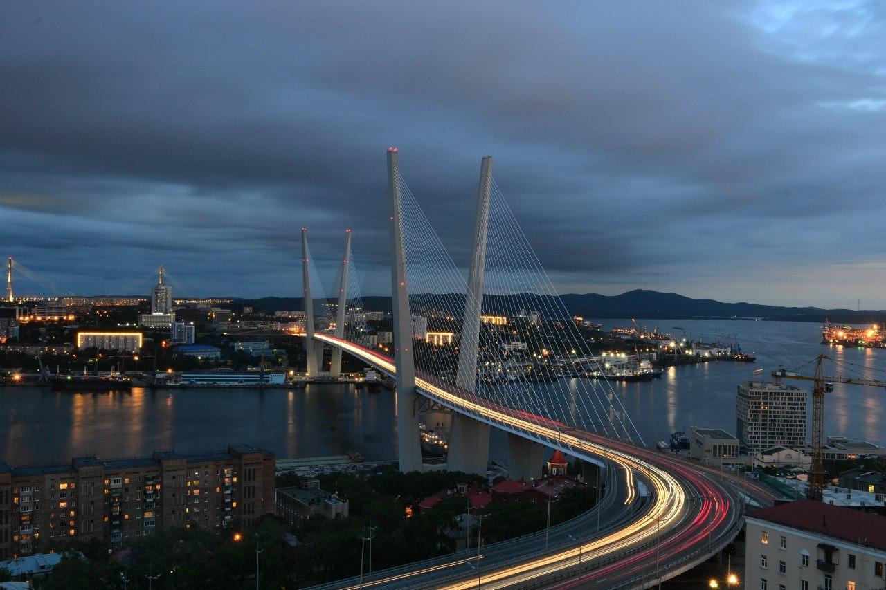 доступ оригинальным золотой мост владивосток фото самом начале
