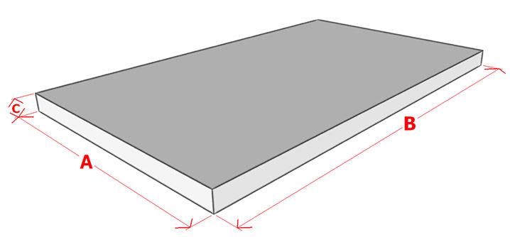 рассчитать объем фундамента