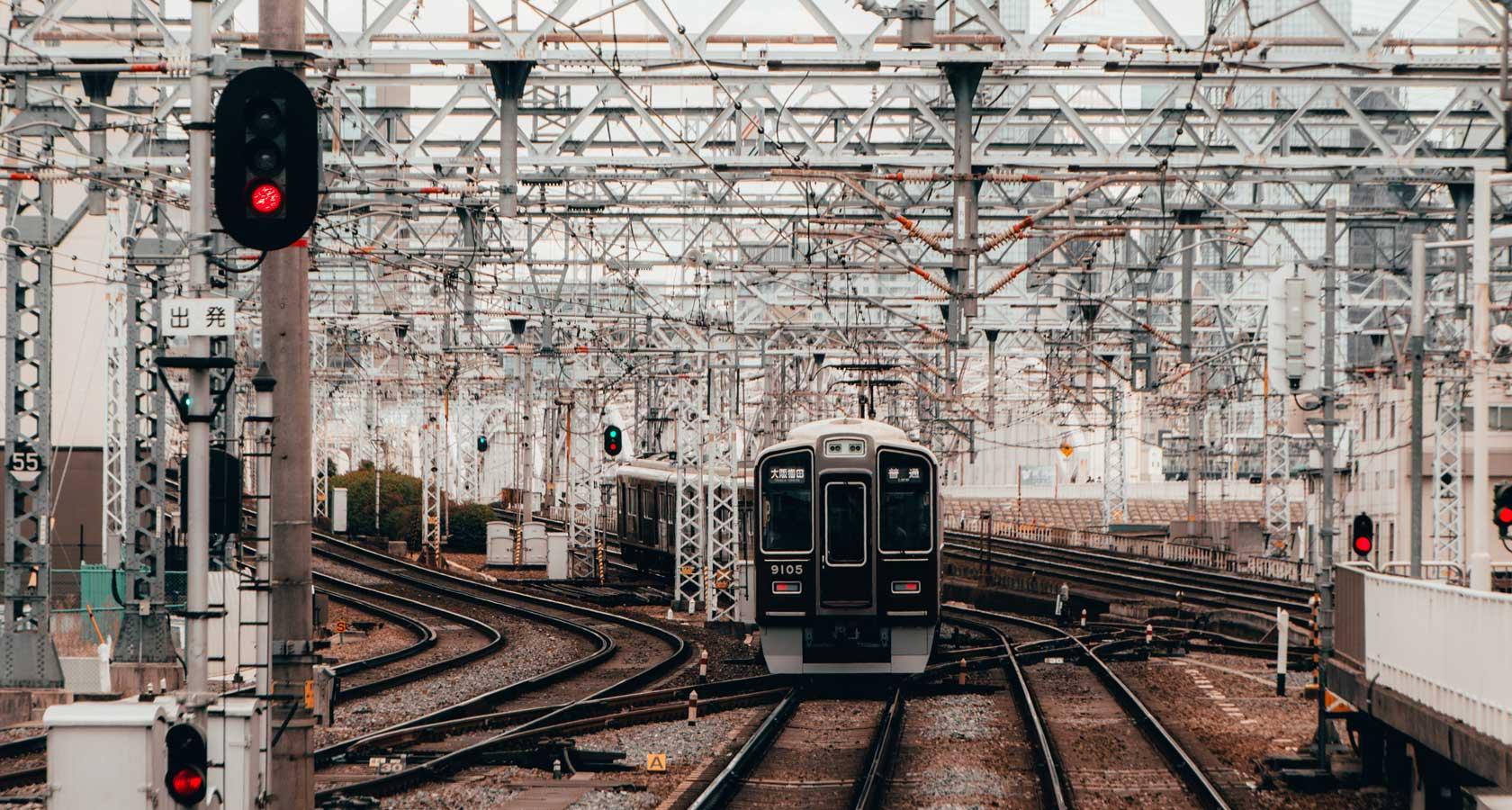 японские железные дороги JR