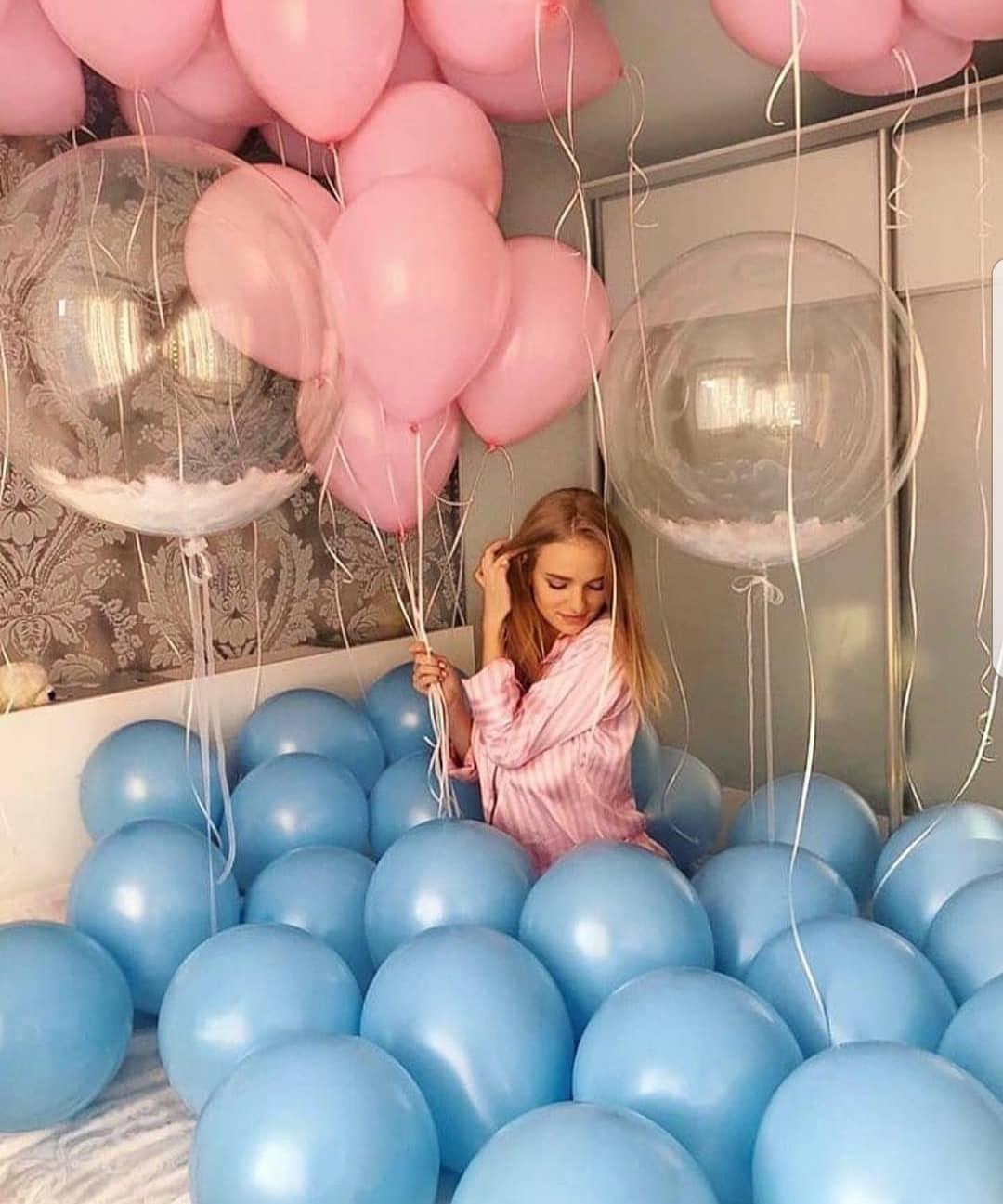 примеры фотографий с шарами дома том, где когда