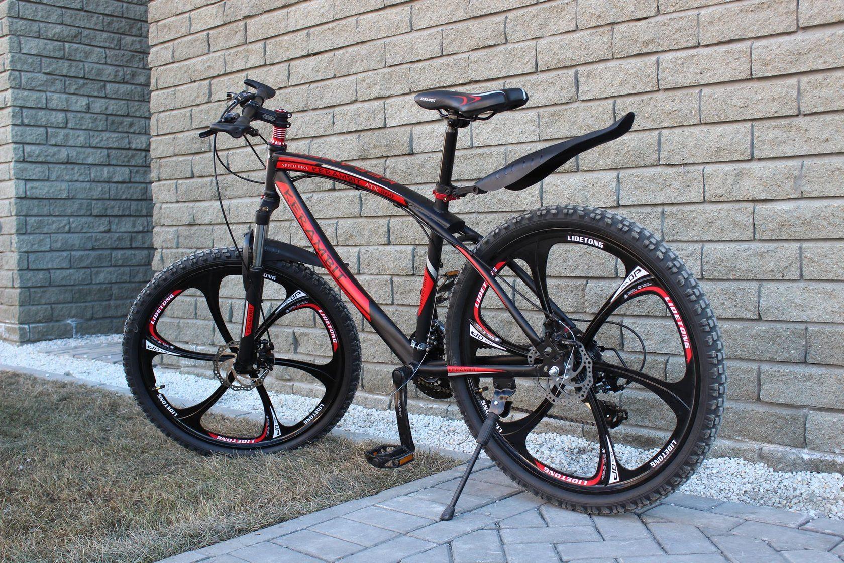 Велосипед рама 17