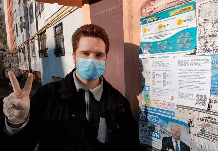 партия шария информирует население о коронавирусе