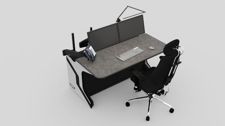 Диспетчерский стол для АО 'Нефтеавтоматика'