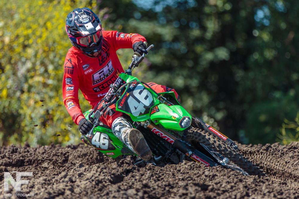 Дэви Путжес поедет за команду F&H Racing Shop Kawasaki