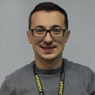 КИРИЛЛ ГОРОБЕЦ лектор Украинской Киношколы Ukrainian Film School