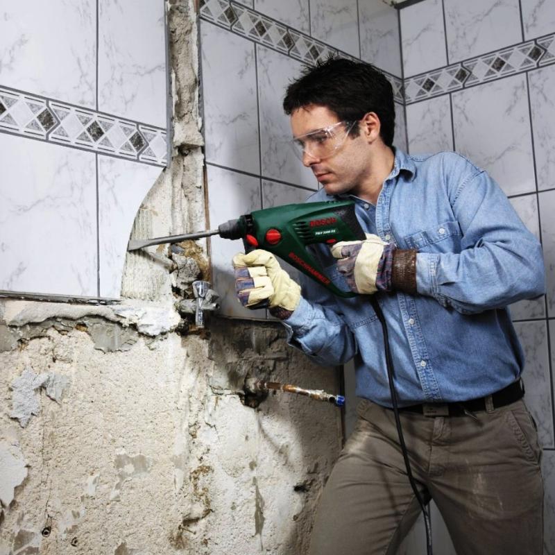 Демонтажные работы при ремонте квартир