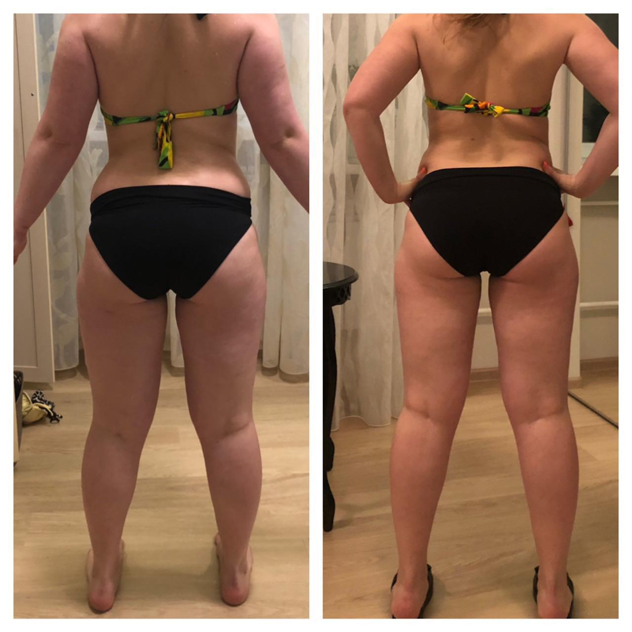 Тренинги похудения москва