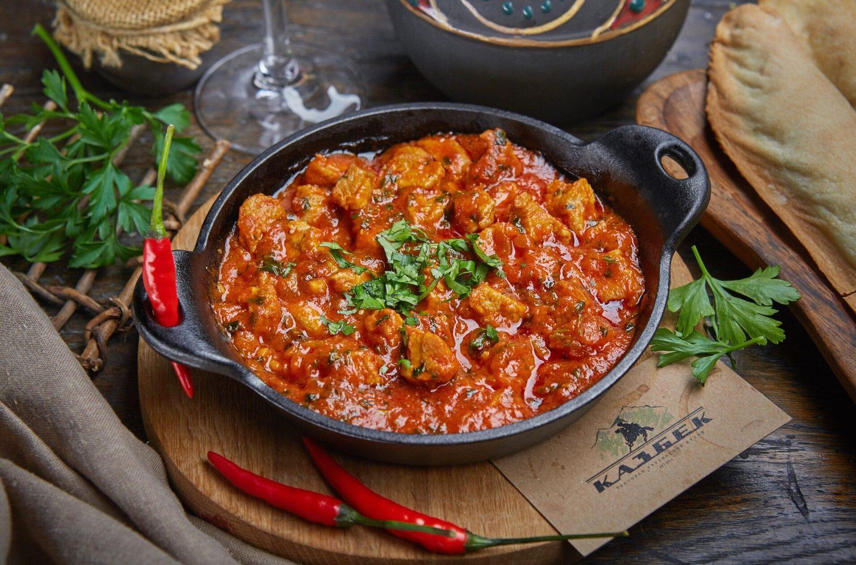 Простые рецепты грузинской кухни с фото