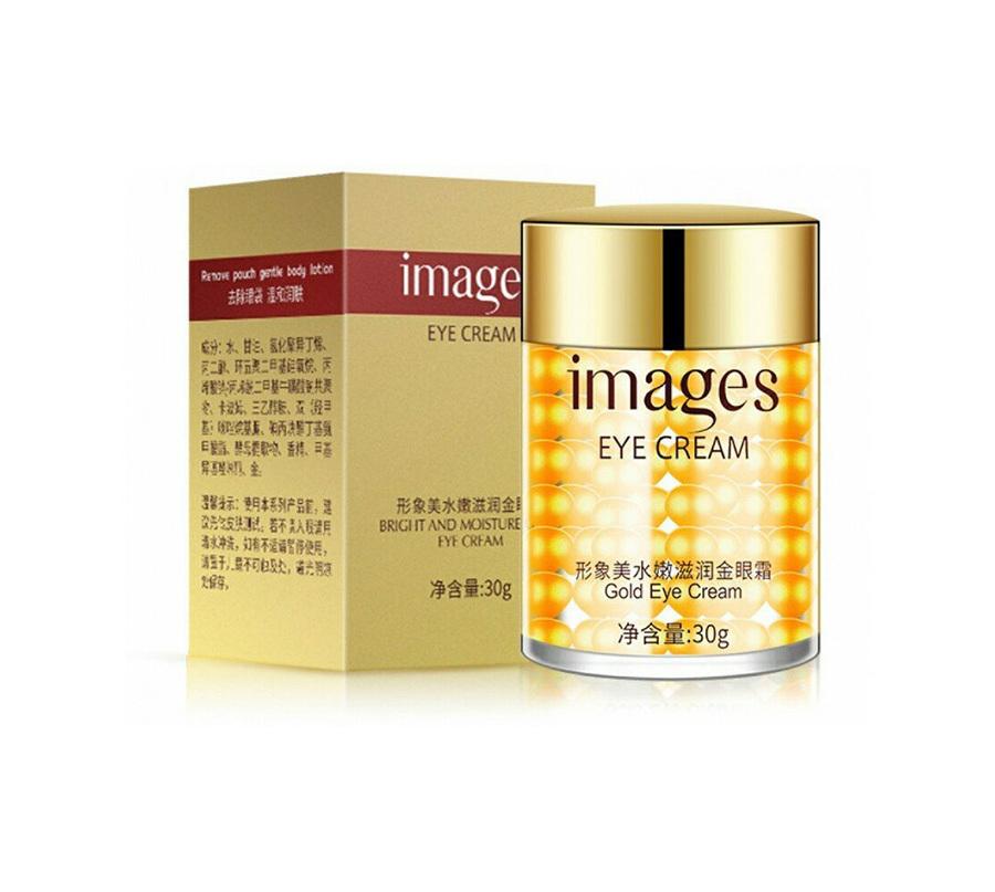 Увлажняющий золотой крем для век Images Gold Eye Cream