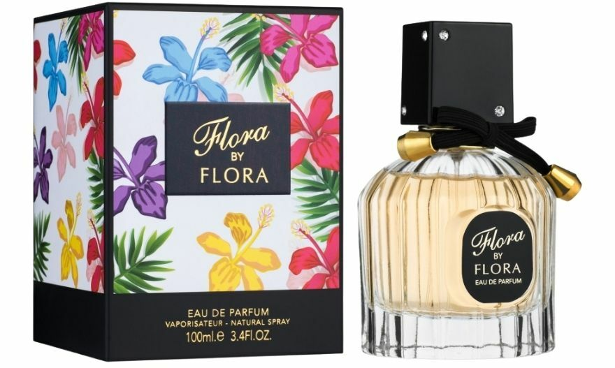 Flora by Flora by Fragrance World - Arabian, Western and Middle East Perfumes - Muskat Gift Shop Kenya