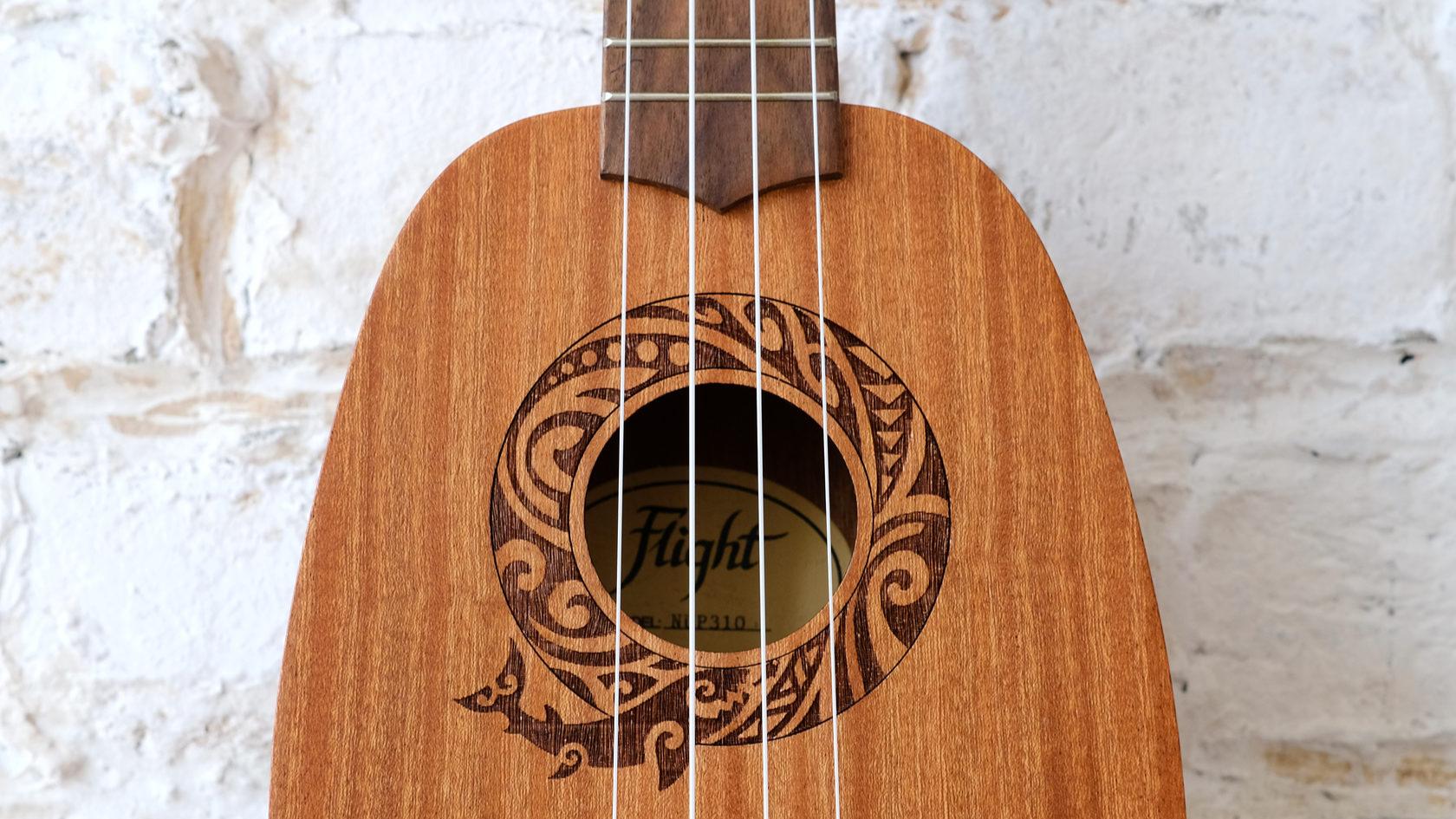 Купить укулеле сопрано Flight NUP 310 в магазине ukelovers, ukulele Flight