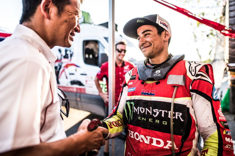 Дакар 2021: Хосе Игнасио Корнехо Флоримо – победитель восьмого этапа