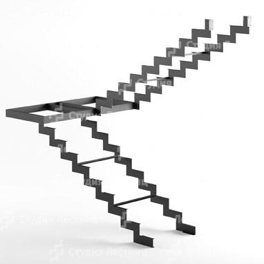 лестница монокосоур