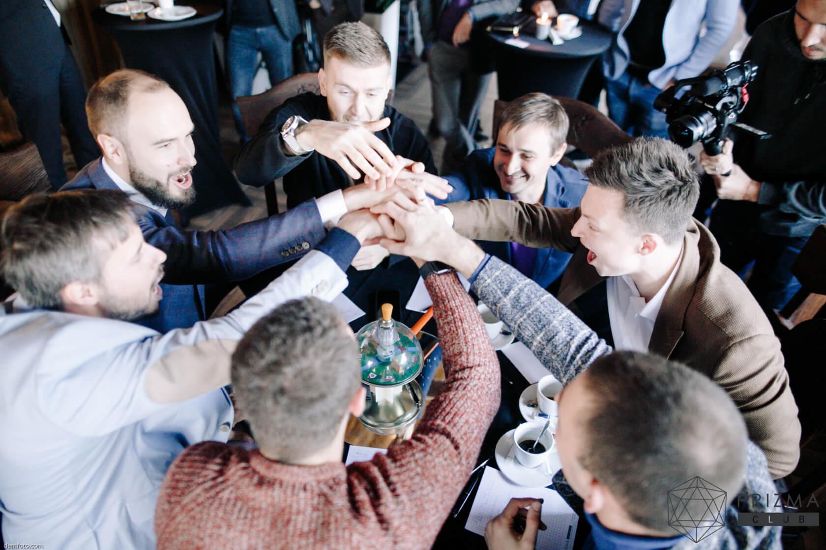 Почему стоит вступить в клуб успешных предпринимателей?