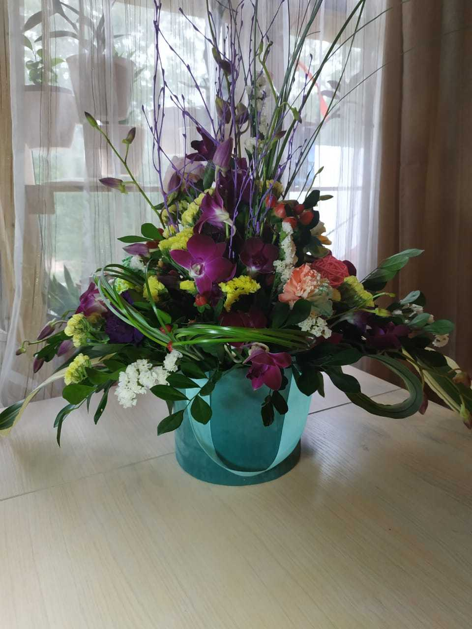 Букеты, букет невесты салон цветов мастер класс