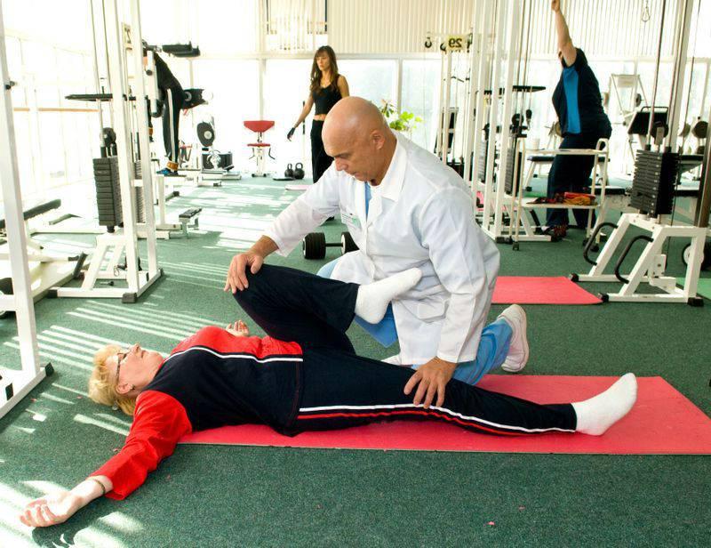 Лечение суставов - Кинезитерапия в Перми