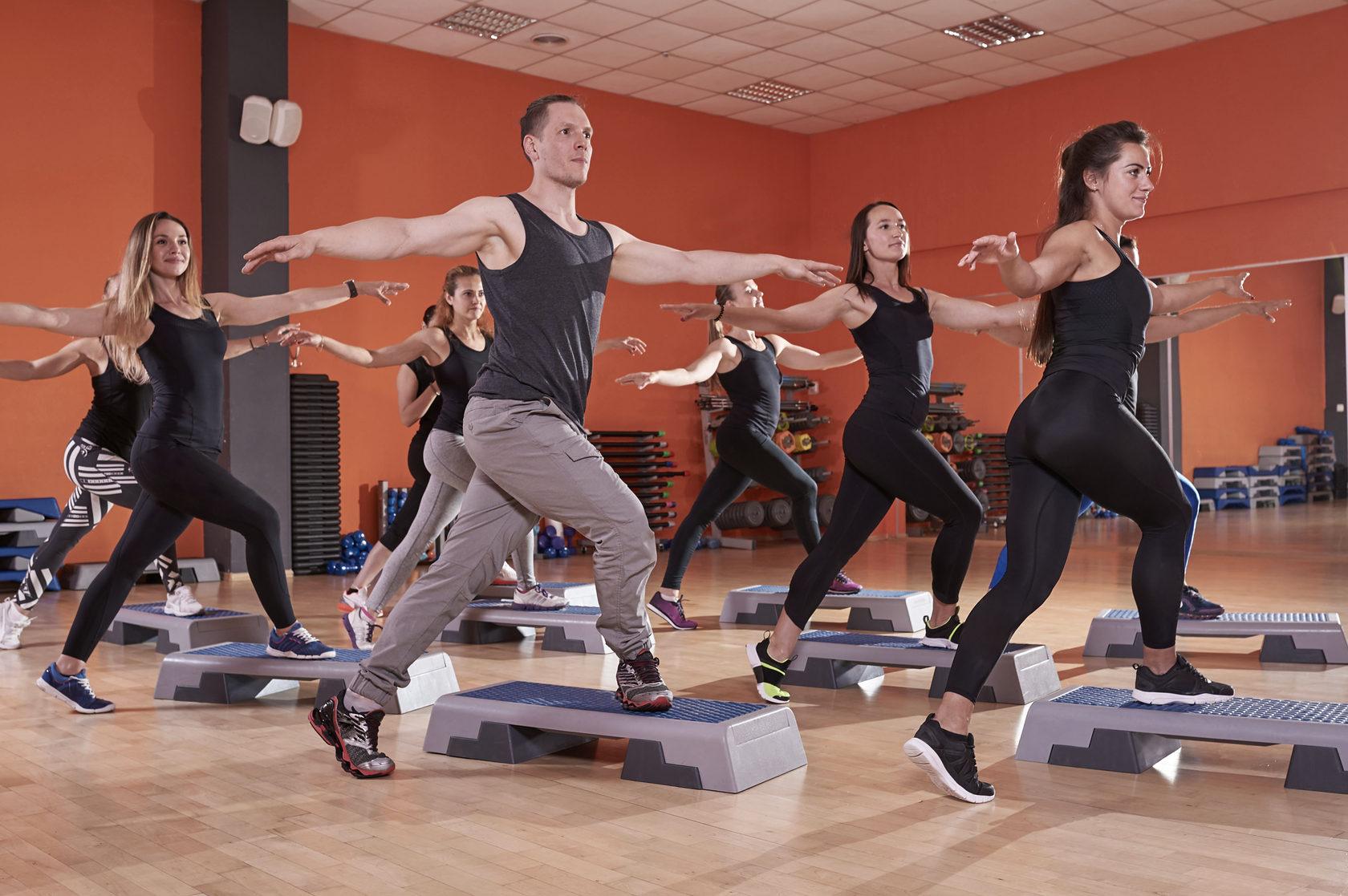 Тренировка по похудению