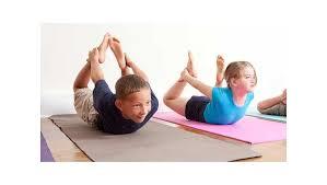Детская хатха йога