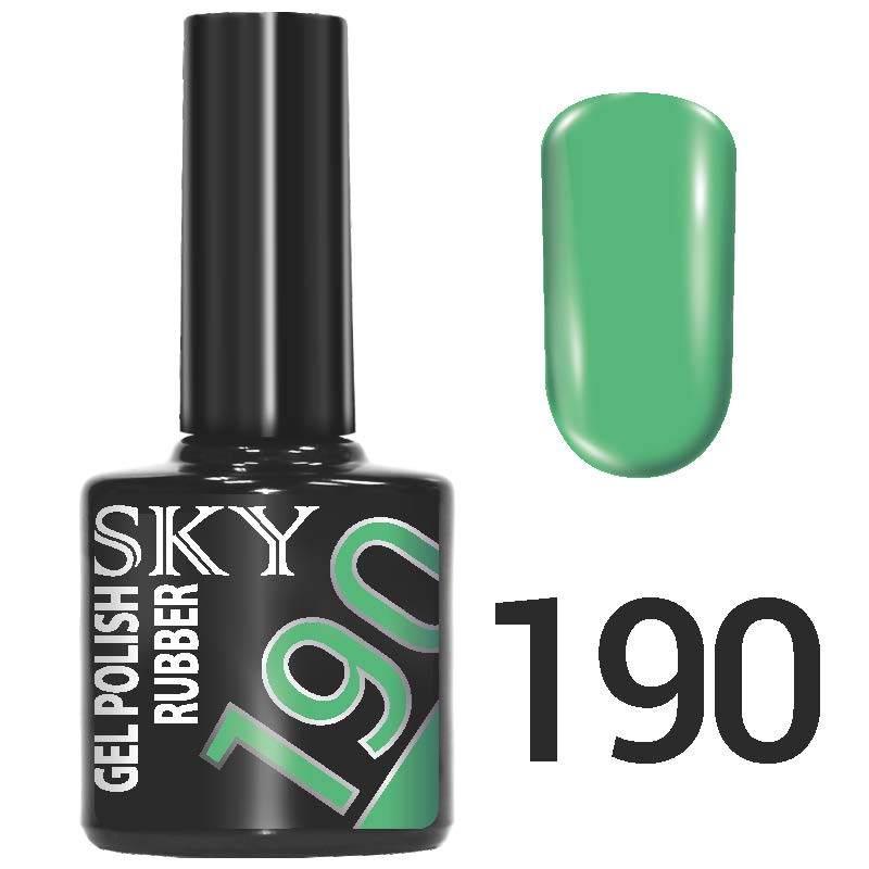 Sky gel №190