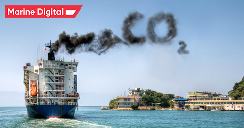 Shipping's Greenhouse Gas Emissions