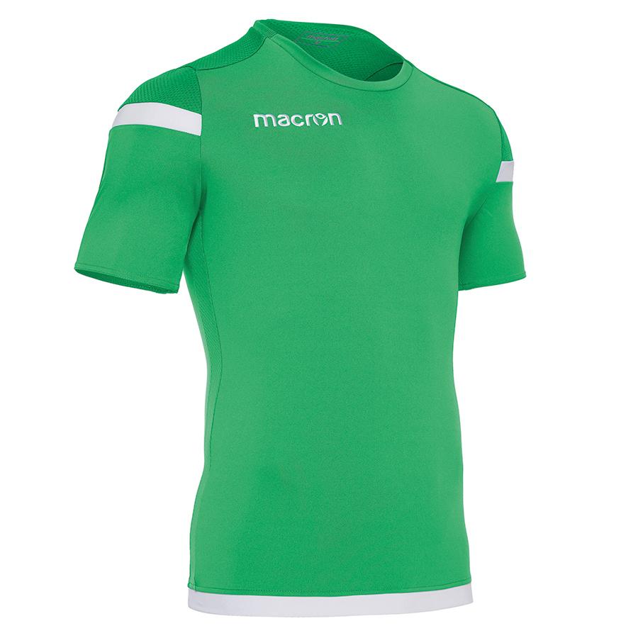 Macron TITAN, Футбольная форма, Форма Macron, Зеленая футбольная форма, футбольная форма с длинным рукавом