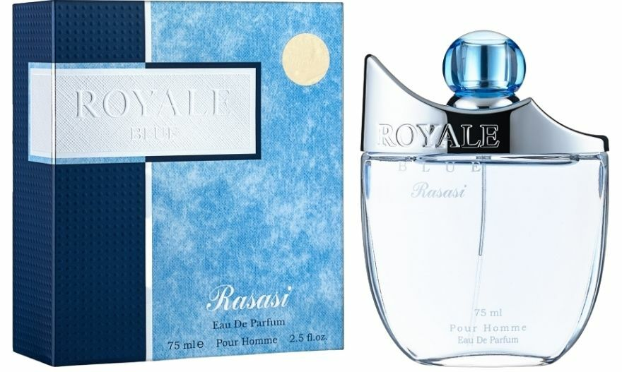 Royale Blue by Rasasi - Arabian and Middle East Perfumes - Muskat Gift Shop Kenya