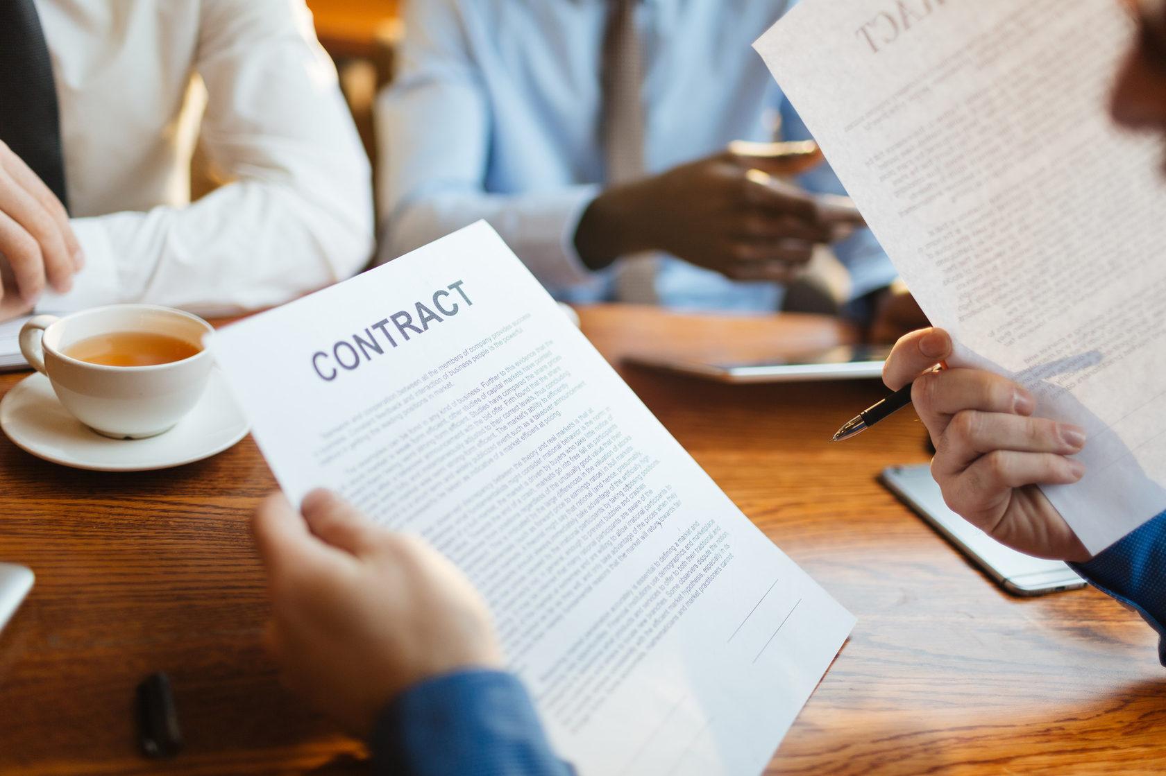 Как заключить e-contract? Советы юриста. Адвокат Запорожье. Линия права