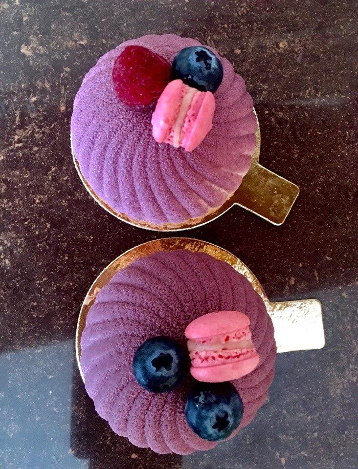 десерты - это как маленькие торты