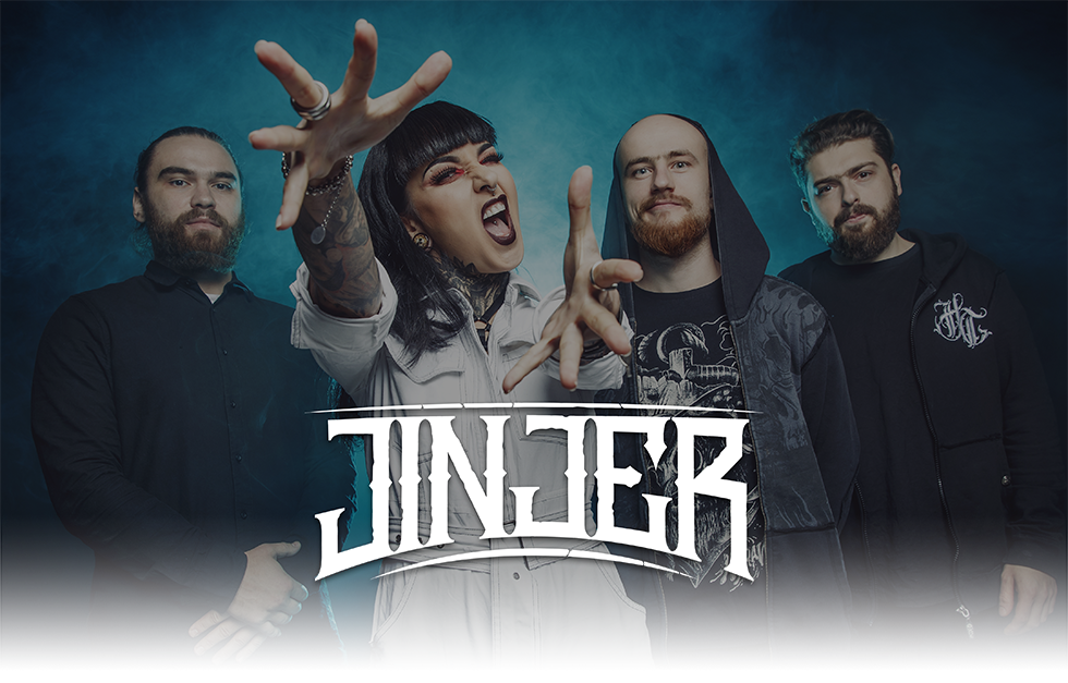 JINJER – Official Website