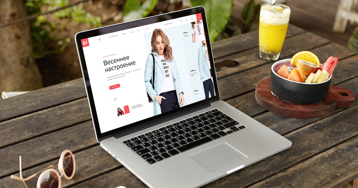 c925d7f7 Как сделать концепт для модного бренда Gloria Jeans, не забыв о моде |  KISLOROD - eCommerce агентство