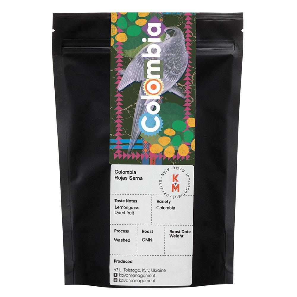 Кава в зернах Колумбія