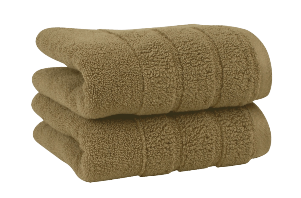 golden towel