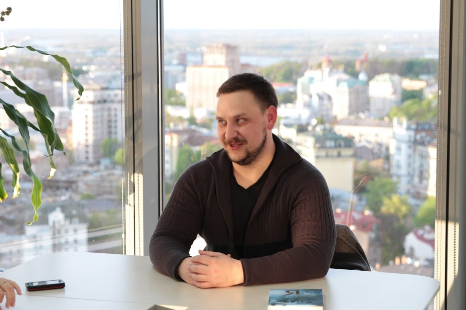 Павел Паштет Белянский поделился впечатлениями о фестивале блогеров в Днепре