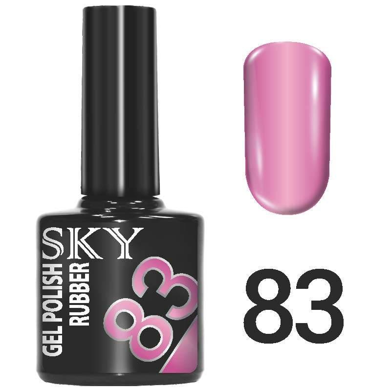 Sky gel №83