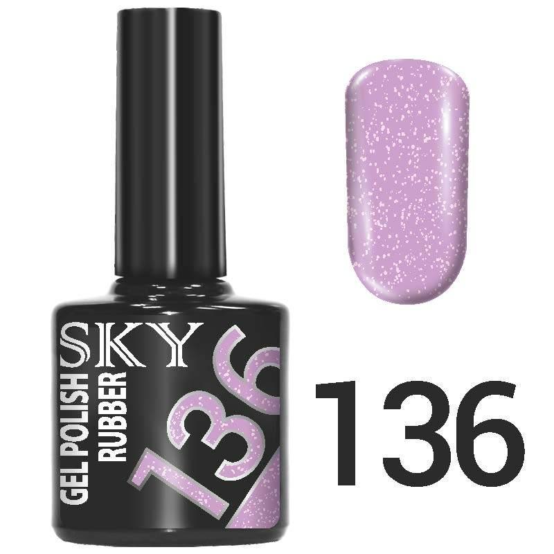 Sky gel №136