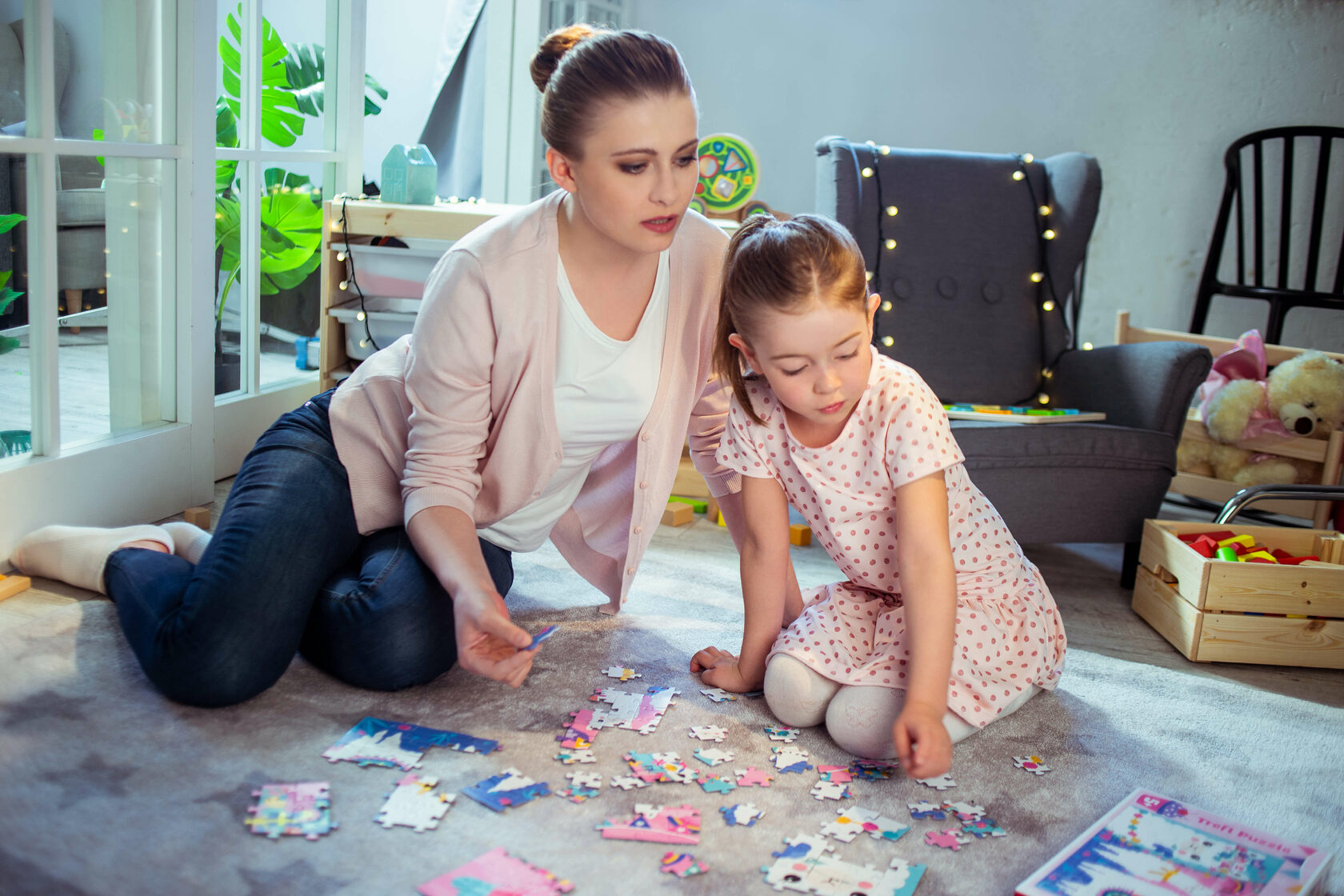 Beneficiile puzzle-urilor în dezvoltarea copilului