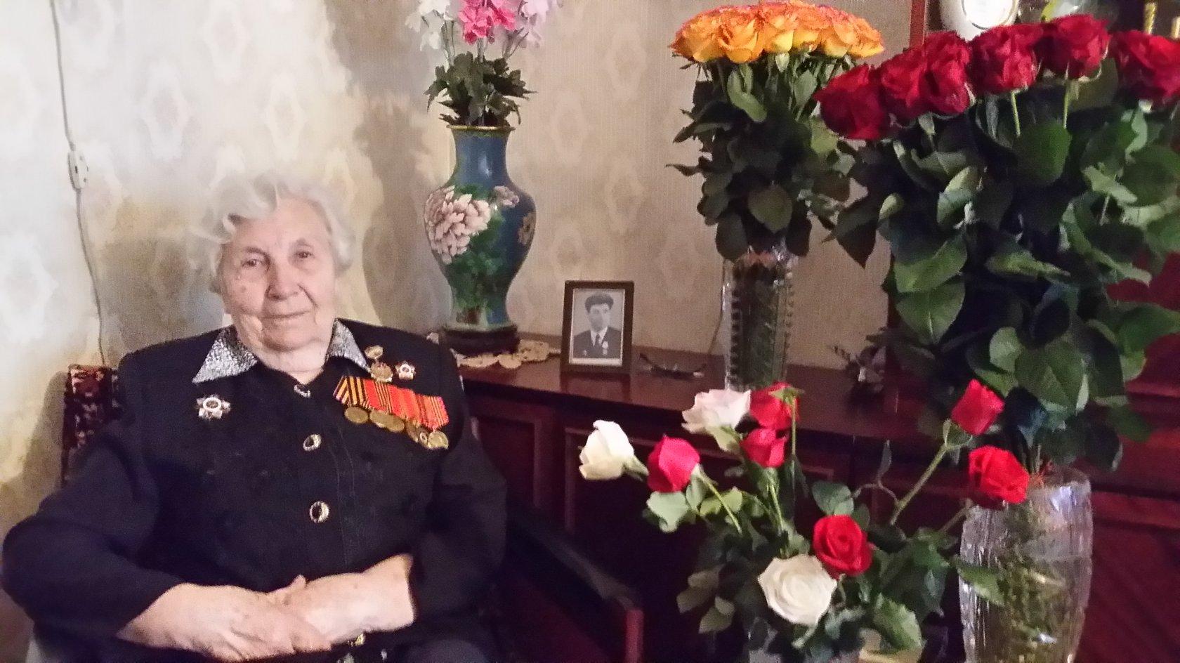 Мартынова Анна Михайловна - 9 мая 2015 года