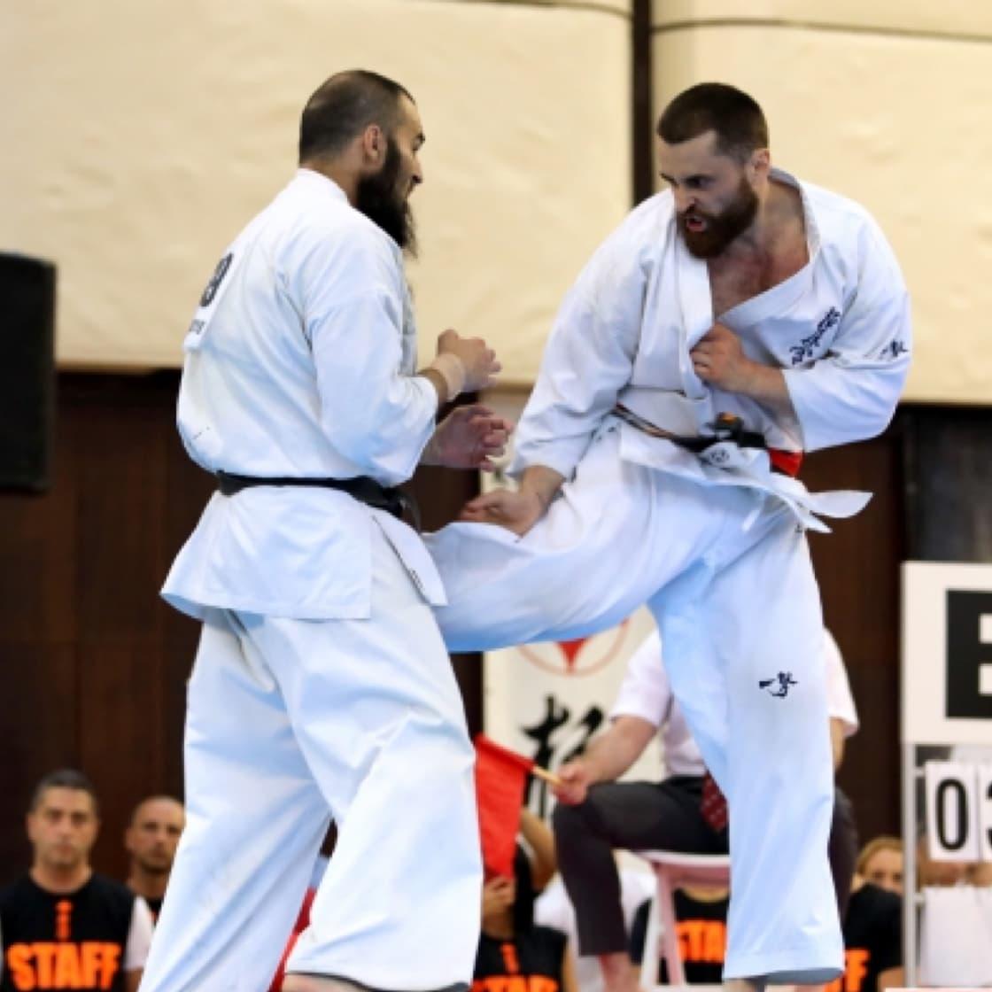 Goderdzi Kapanadze vs Alejandro Navarro