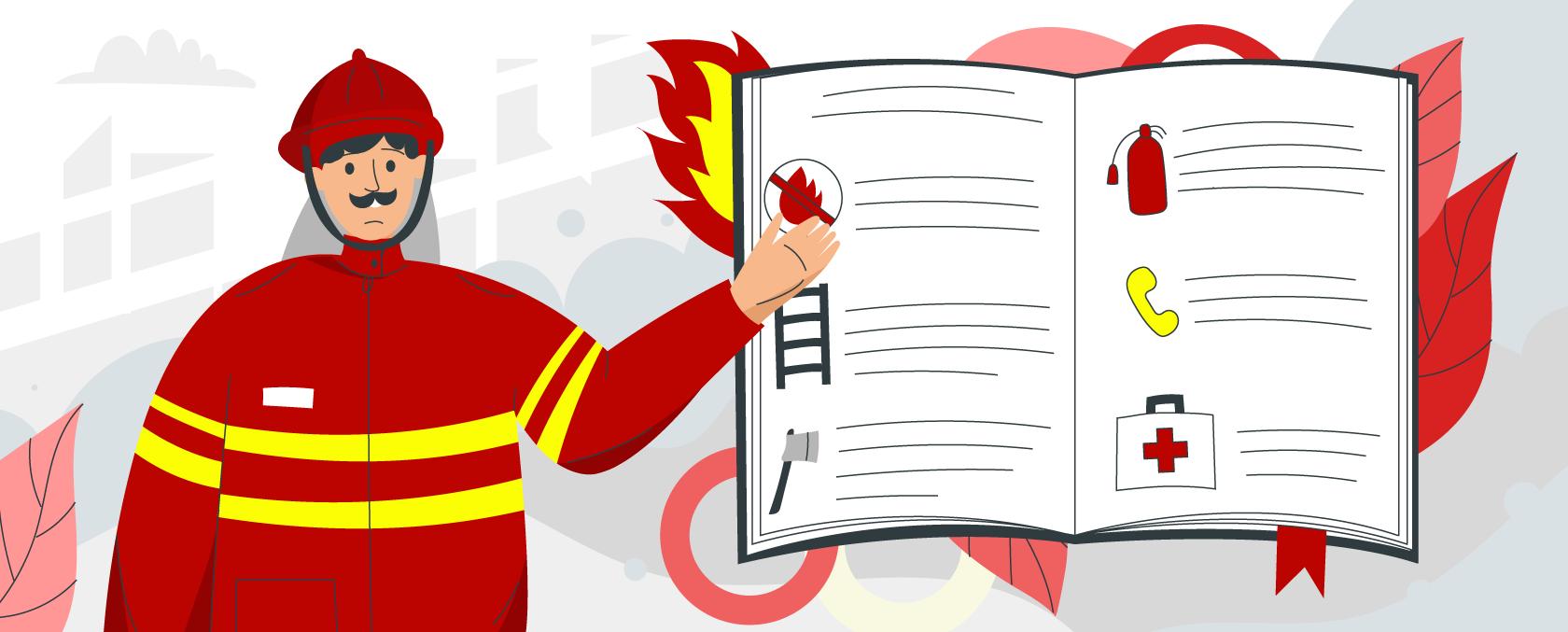 С 1 сентября вступят в силу изменения в правила противопожарного режима, утвержденные Постановлением №1479