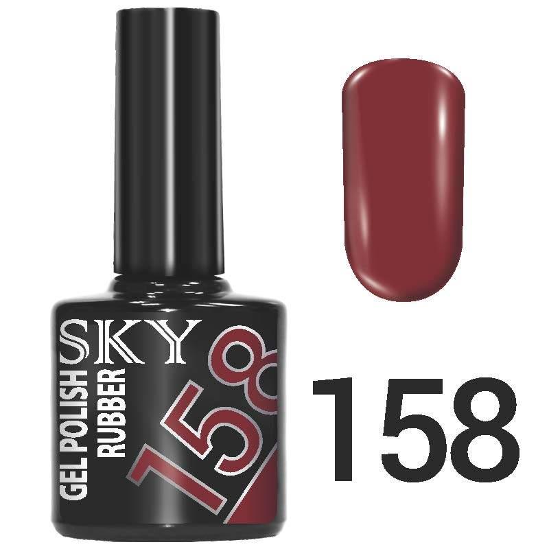 Sky gel №158