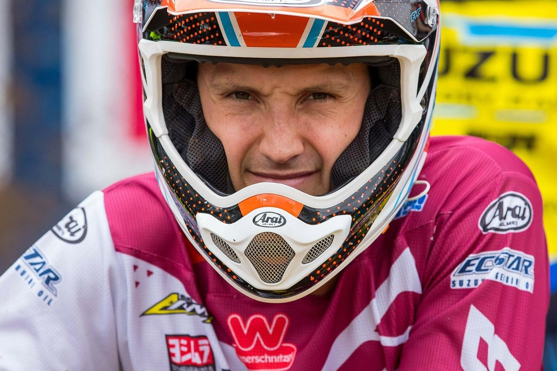 Фредерик Норен на этапах серии АМА Мотокросс в Пала и Колорадо