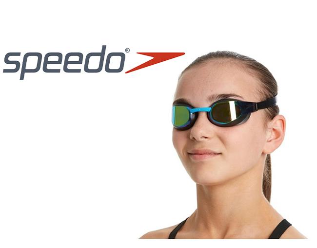 Поступление шапочек для плавания и очков Speedo