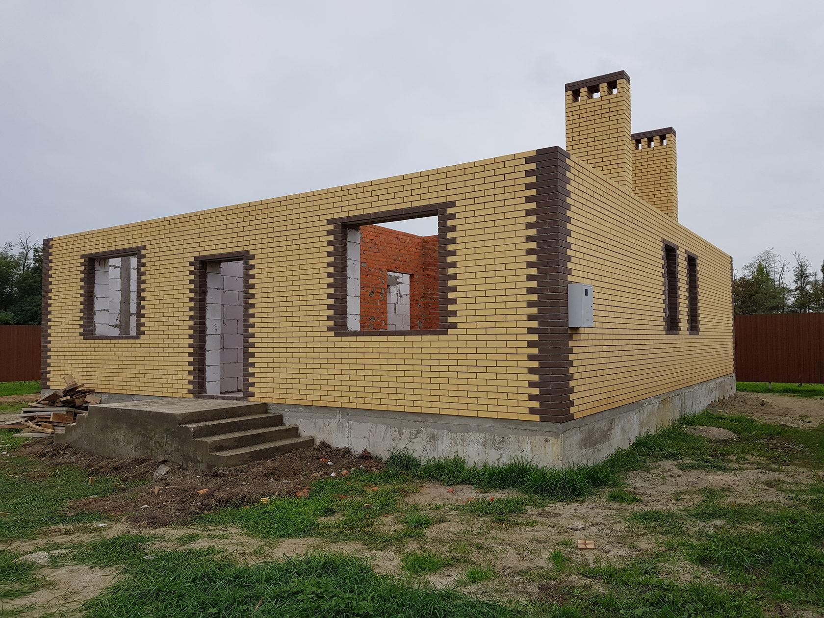строительство дома краснодар фото пир