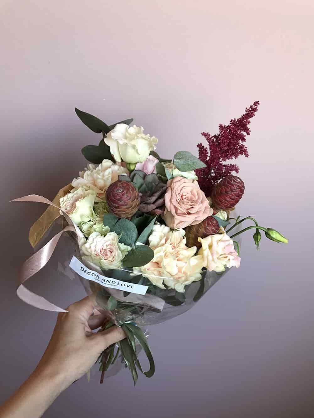 Цветы купить в томске, час