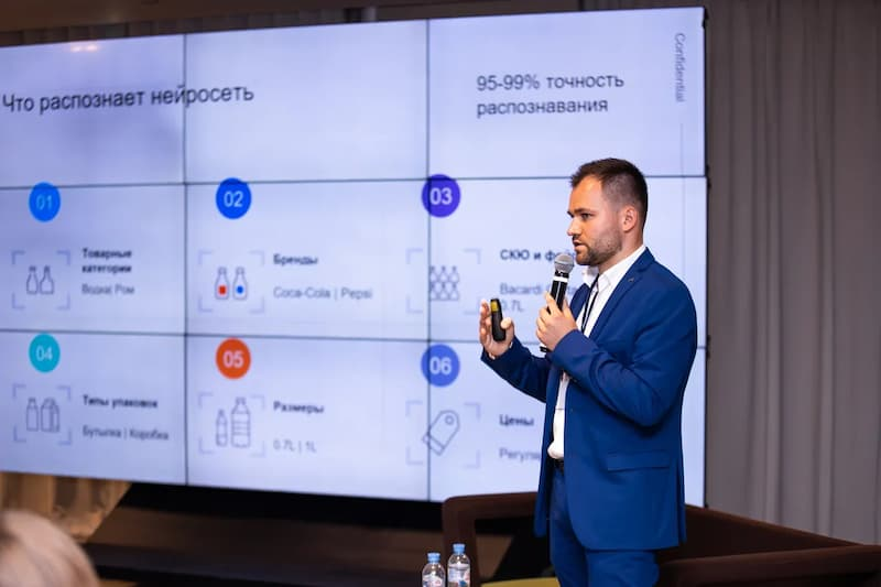 Evgeny Mataev presents