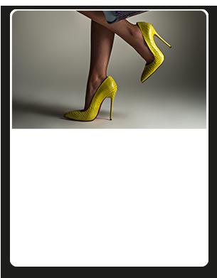реклама інтернет магазину взуття
